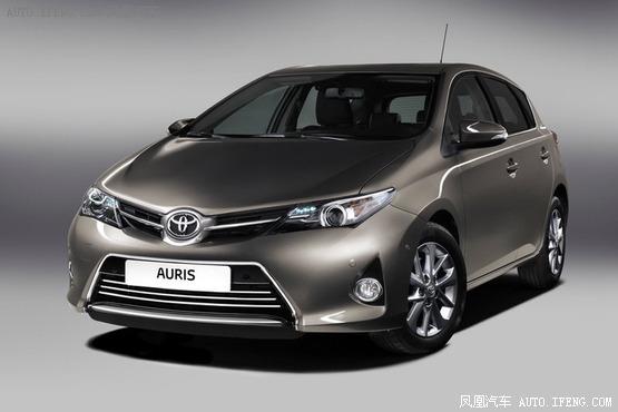 2013款丰田Corolla 下调价格冲击市场