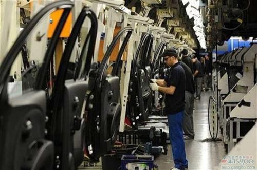 英国9月份汽车产量同比下滑7%