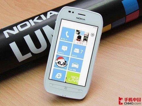 发布应用超50000 市售热门WP7手机盘点