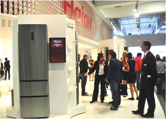 西班牙媒体:中国企业海尔成长为全球品牌