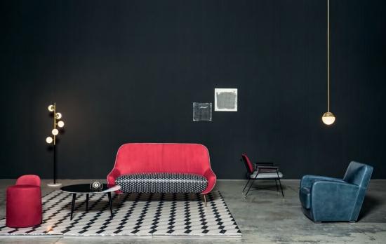 羅浮宮意大利進口家具baxter,打造時尚潮流家圖片