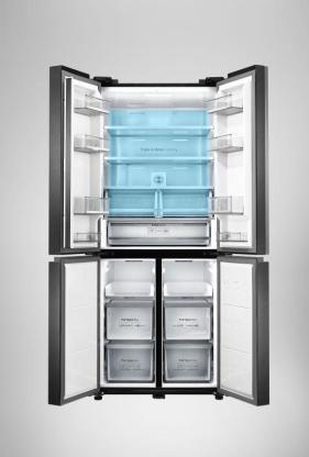 演绎至美时尚鲜生活 三星冰箱登陆青岛