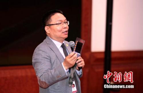 汉能集团高级副总裁张彬
