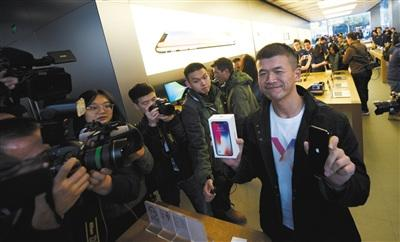 iPhoneX黄牛价降至官网价老炮儿称基本白忙活了