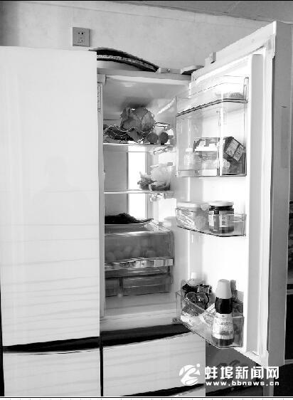 上万元买的三洋冰箱故障频现 用三年修三年