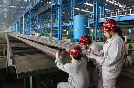 中国铁物, 启动改革引擎(图)